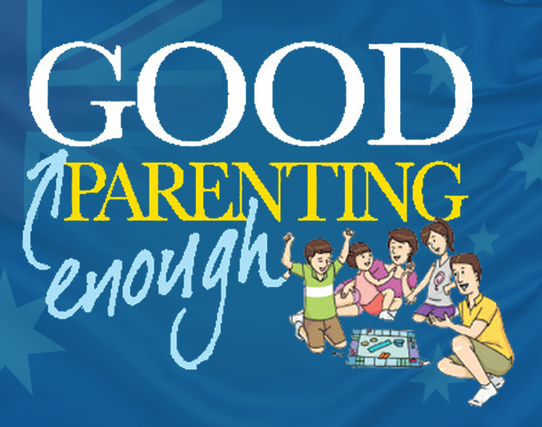 good parenting logo